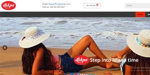 footwear company website